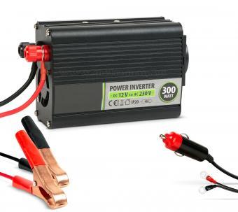 Feszültségátalakító inverter 12/230V 300 Watt M1023B