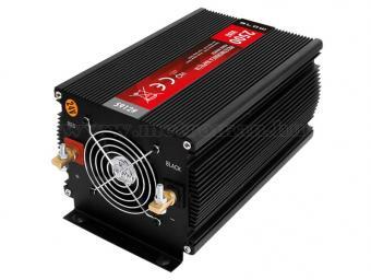 Feszültségátalakító, inverter, 24/230 2500/5000 Watt, M912