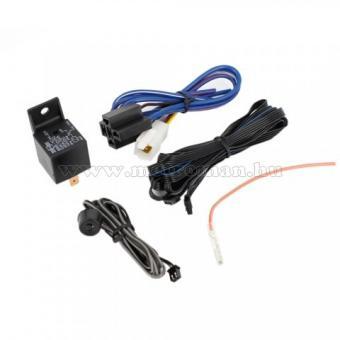 LCD távirányítós autóriasztó távindítással Carguard G2500