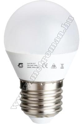 Energiatakarékos LED izzó G45-5WE27