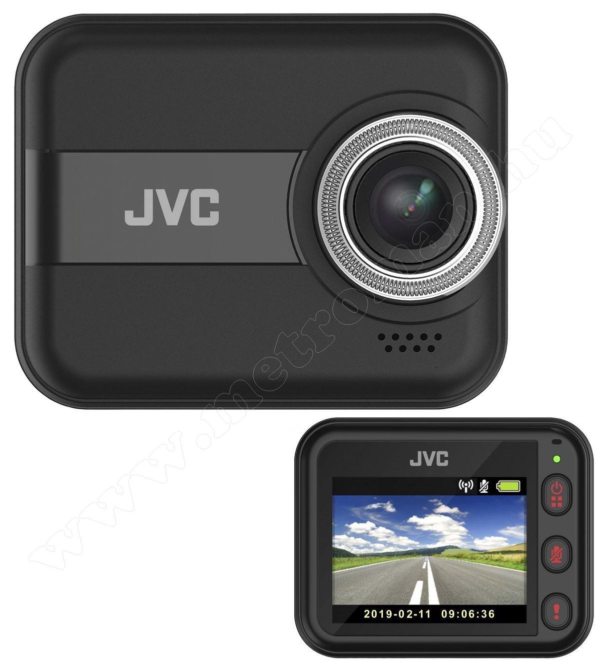 JVC Full HD menetrögzítő kamera GC-DRE10-S