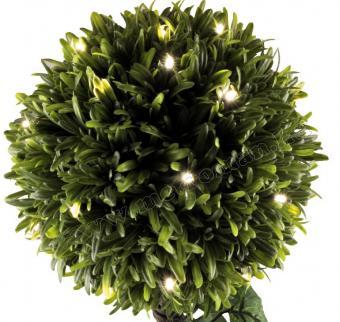 LED-es dekoráció, buxus GPL 25