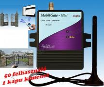 GSM kapunyitó távirányító MobilGate-Mini-A