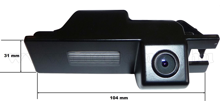 Tolatókamera Opel GT-0539