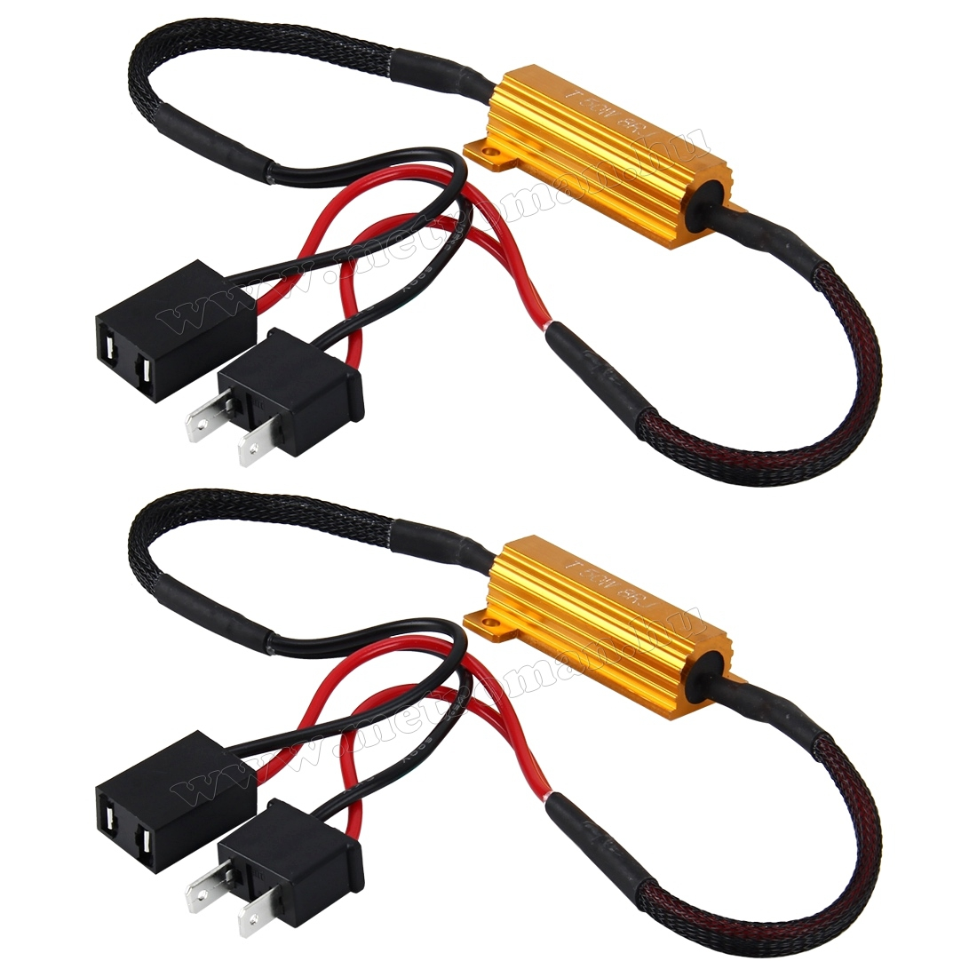 LED izzó Can-Bus Ellenállás adapter H7 MM-3383