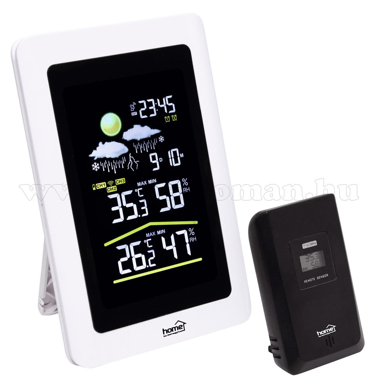 Vezeték nélküli időjárás-állomás HCW26