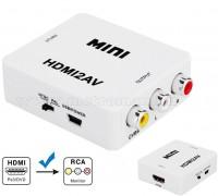 HDMI / VIDEO Audió átalakító, konverter MM-0443