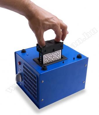 Ózongenerátor Fertőtlenítő Szagtalanító Lég és Klíma tisztító készülék HE-152R