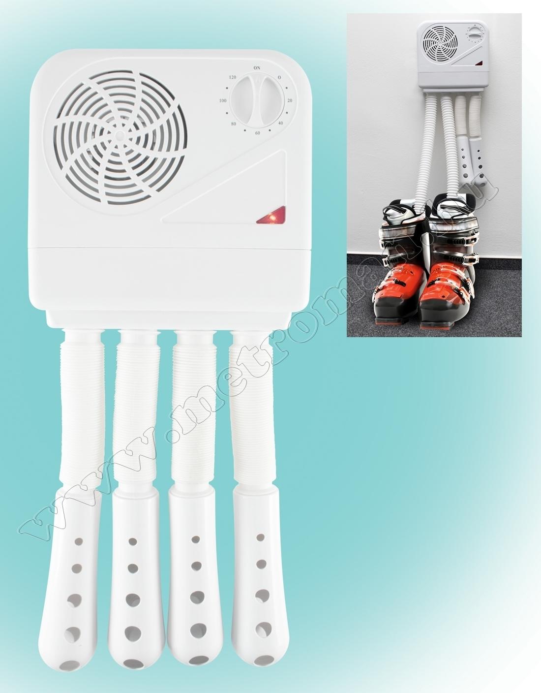 Elektromos, ventilátoros cipőszárító HG CF 04