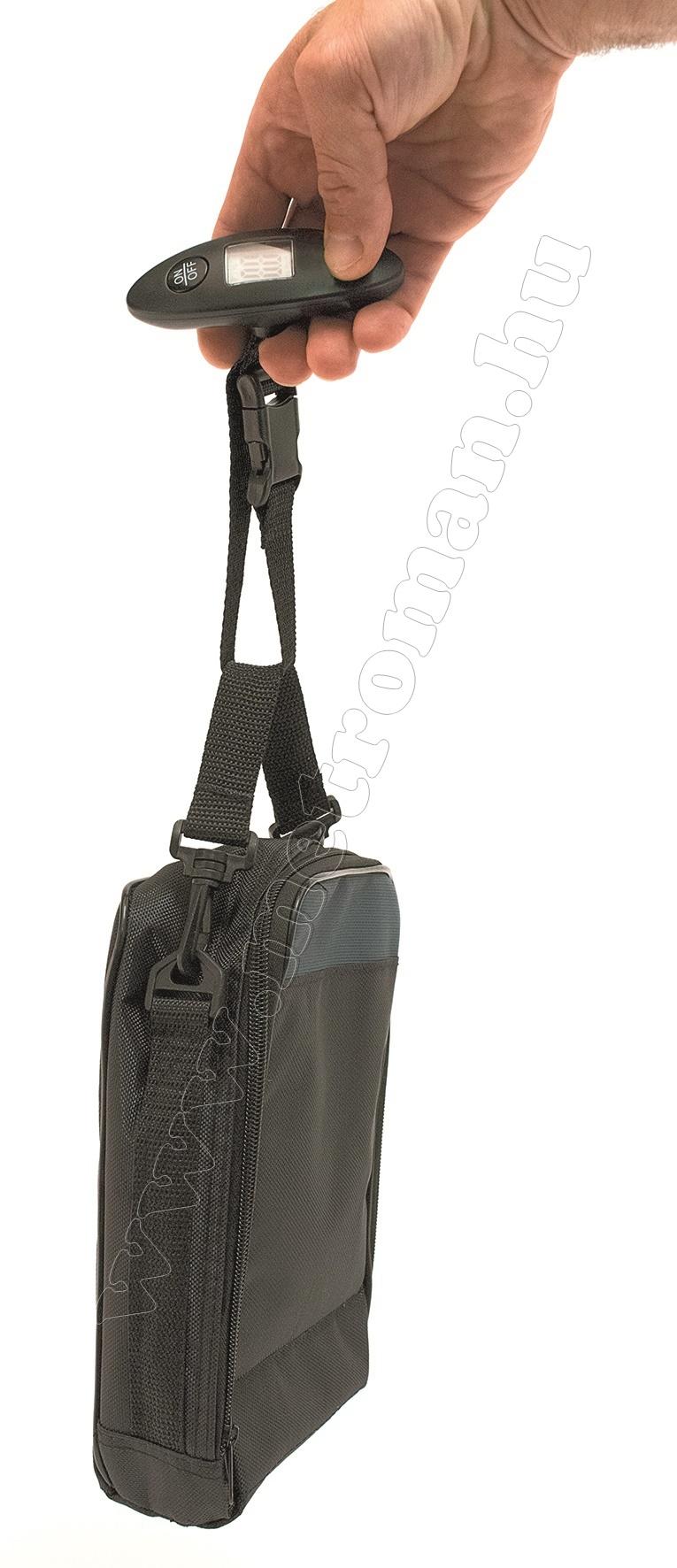 Digitális poggyászmérleg HGPM-09