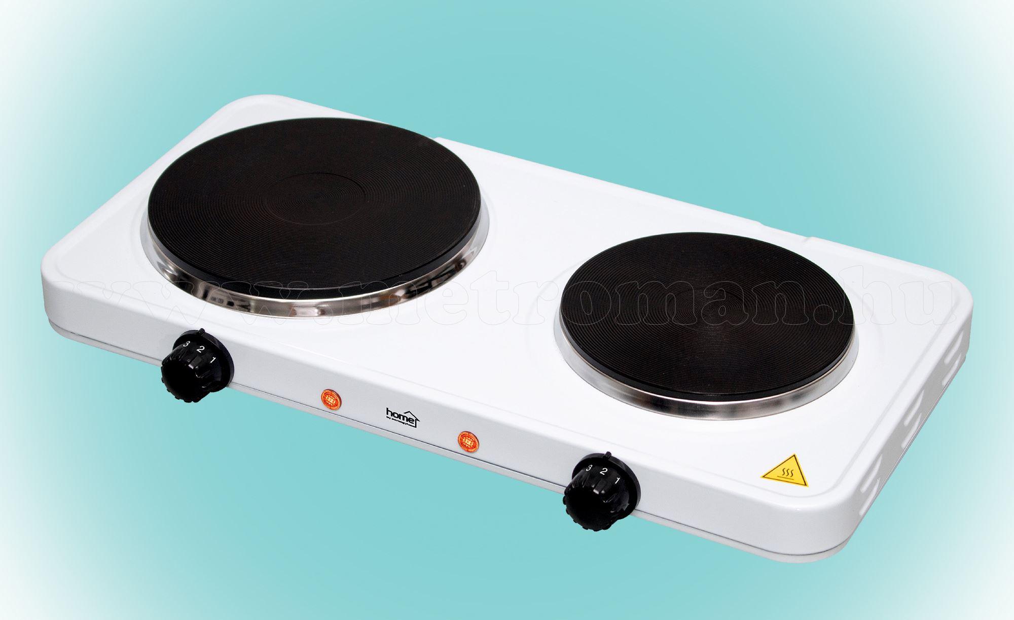 Hordozható elektromos főzőlap HG R 02