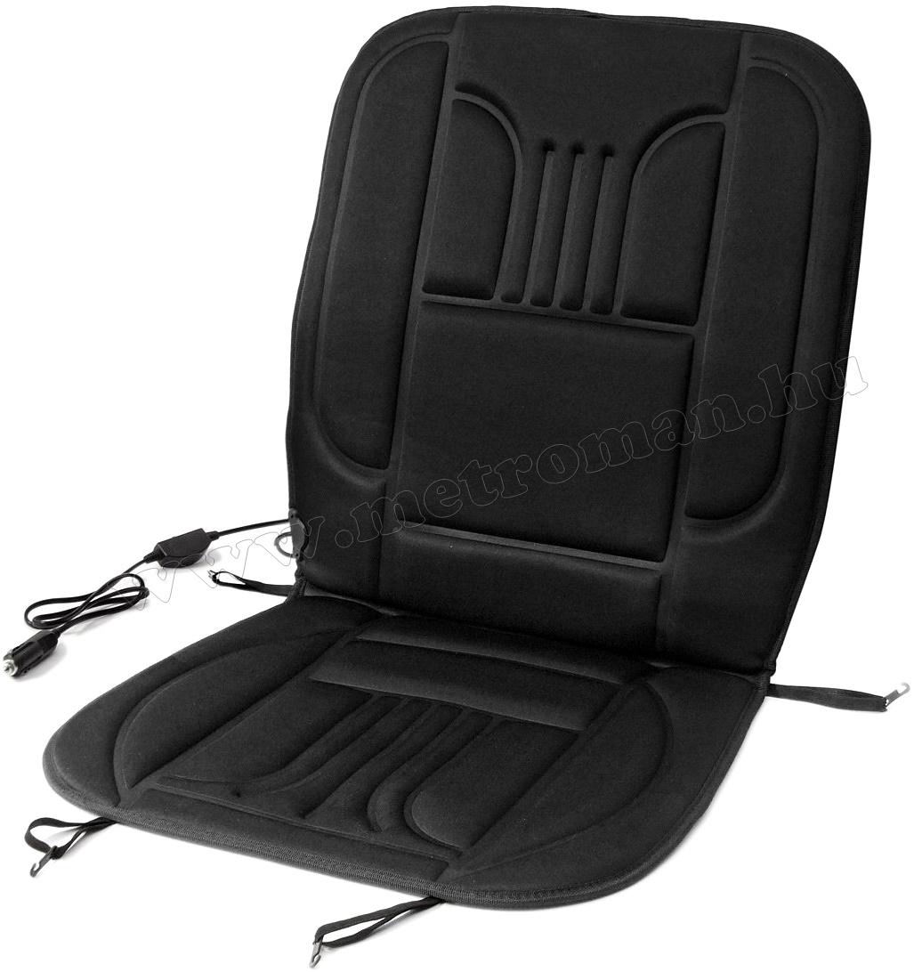 Autós ülésfűtés, fűthető ülésborító HS-002-B Vezető oldali