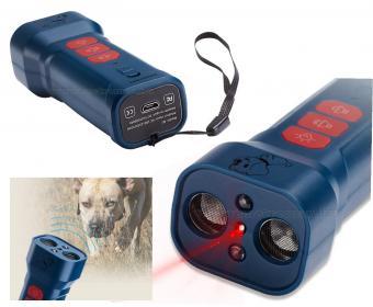 Hordozható Ultrahangos kutyariasztó SMEHNSER MQ1-PRO