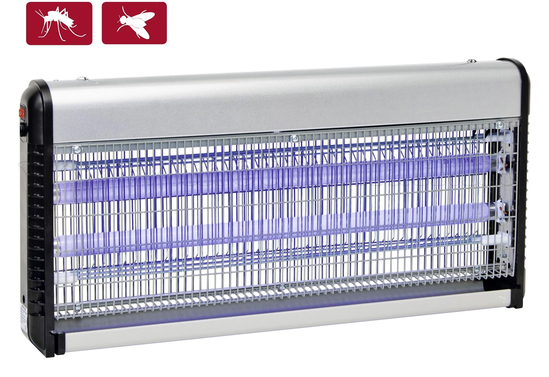 Elektromos, beltéri, szúnyog és rovarcsapda IKM150