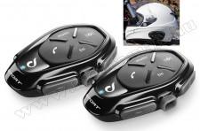 Motoros Bluetooth kihangosító és headszett, Interphone SPORT Twin Pack