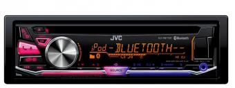 JVC KD-R971BT CD USB MP3 Bluetoooth autórádió + 8 Gb PenDrive