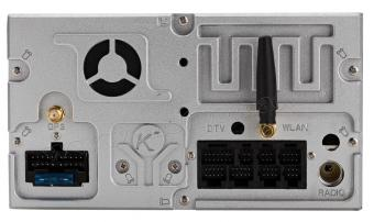 2DIN ANDROID USB/SD Multimédia autórádió GPS navigációval JVJ 8871B WIFI