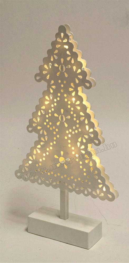 LED-es karácsonyfa asztaldísz KAD 19 PINE