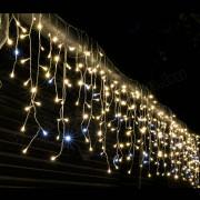 LED-es jégcsap fényfüggöny KAF 600L 10M
