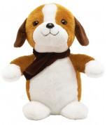 Beszélő, hangutánzó plüss kutya KDD 22