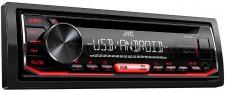 CD/USB/MP3 autórádió JVC KD-R492
