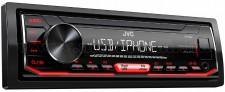 USB / AUX / MP3 autórádió JVC KD-X252