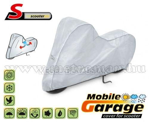 Motorkerékpár takaró ponyva, S-es méretű, MOBIL GARAGE KEGEL KEG4160