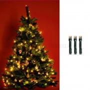 Karácsonyi LED égősor, fényfüzér, meleg fehér KII 100/WW