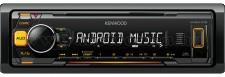 FLAC/MP3/WMA/AAC autórádió Kenwood KMM-103AY