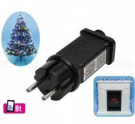 Hálózati BT adapter fényfüzérekhez KNA 15W BT