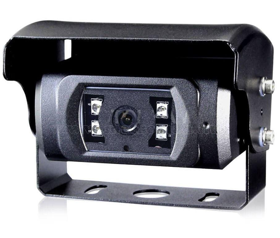 Kamion, teherautó, targonca, munkagép ipari tolatókamera szett Sharp Vision SV-MO700127DC-CW635CAI