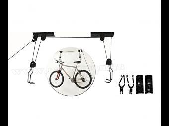 Kerékpárlift mennyezeti kerékpártartó 8001-028