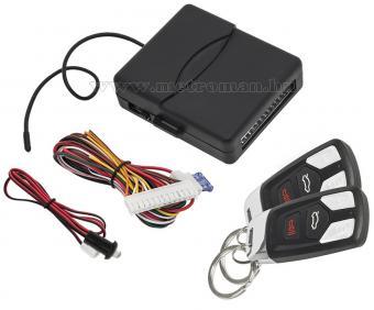 Központizár vezérlő távirányító szett S80