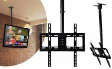 Mennyezeti LCD LED TV tartó konzol 26-55