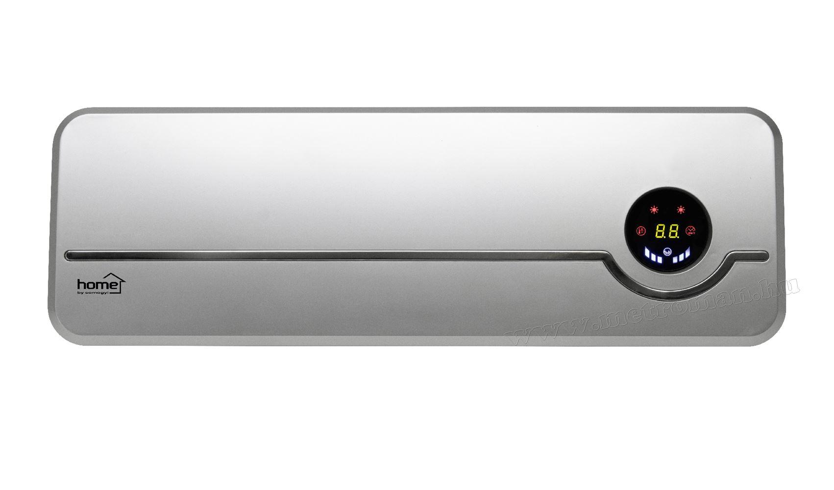 Elektromos ventilátoros programozható fali fűtőtest FKF 56202
