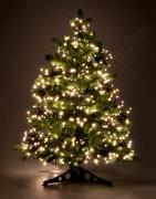 Karácsonyi LED-es cluster égősor, fényfüzér, melegfehér LCS 768/WW