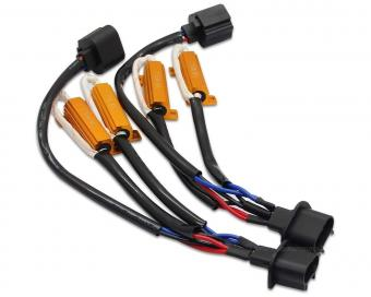 LED izzó Can-Bus Ellenállás adapter H13 LCBEH13