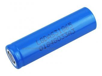 LG 18650 3.7 V 2200 mAh Li-iOn Akkumulátor LGDAS31865