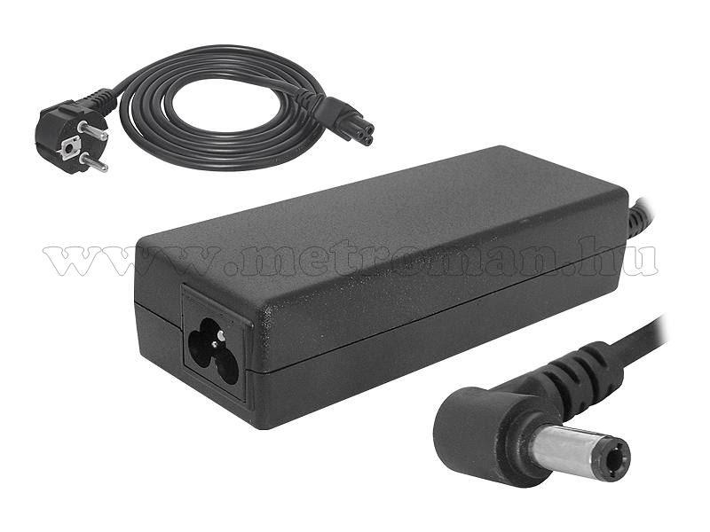 Tápegység , kapcsolóüzemű hálózati adapter 12V/5A, G72