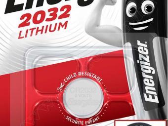 Lítium gombelem Energizer CR2032