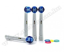 Fogkefe fej Oral-B elektromos fogkeféhez, 4 db-os M0118