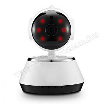 Vezeték nélküli Wifi IP, Android, forgatható SD DVR megfigyelő kamera  M0617