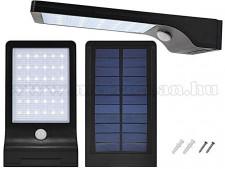 Napelemes mozgásérzékelős LED lámpa reflektor M8818
