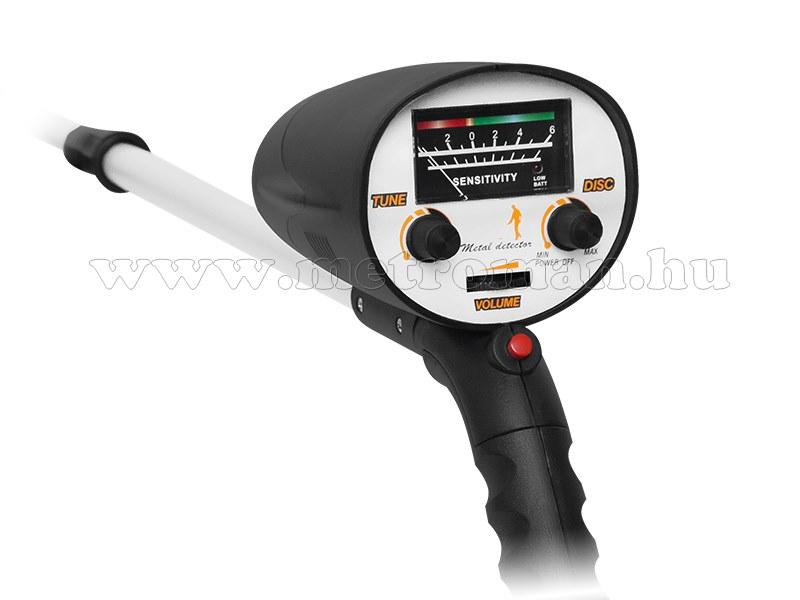 Fémkereső, Fémdetektor, Xtreme MD6005