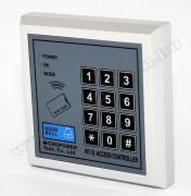 Kártyás beléptető és kódzár MM-098E
