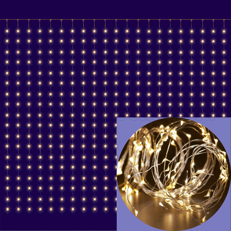 Micro LED-es fényfüggöny MLF 400/WW