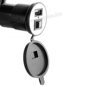 Beépíthető, vízálló USB töltő Feych MTF07
