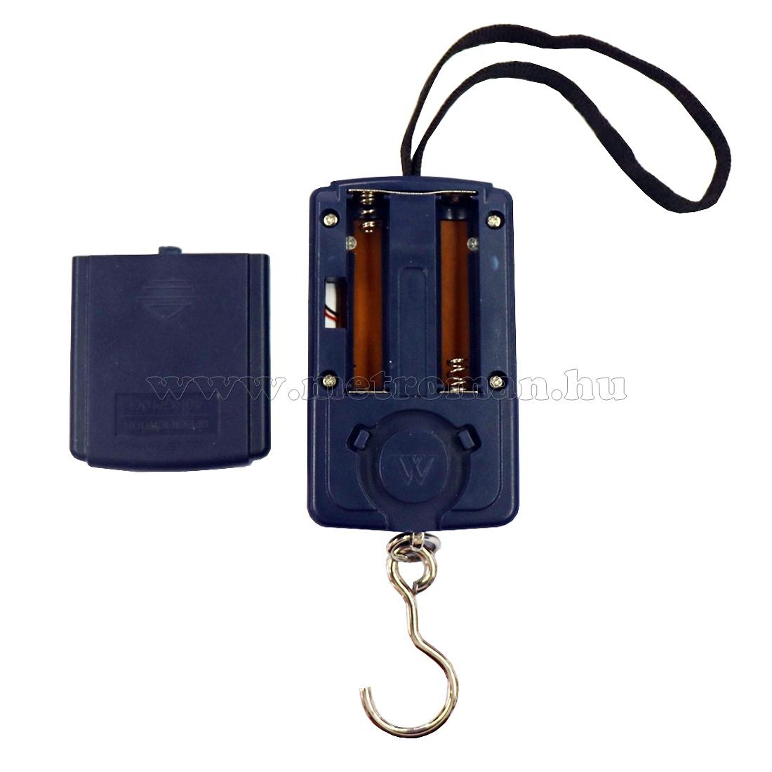 Digitális kézi poggyászmérleg MM-0328