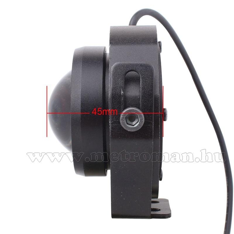Autó Projektor LED fényszóró 10 Watt 6500K , MM-0540B