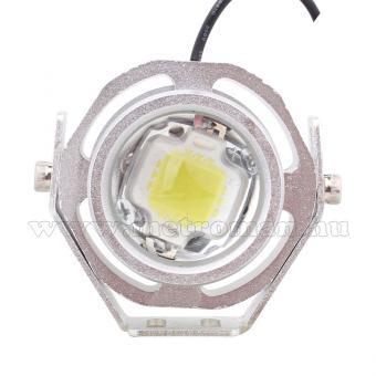 Autó Projektor LED fényszóró 10 Watt 6500K , MM-0540S
